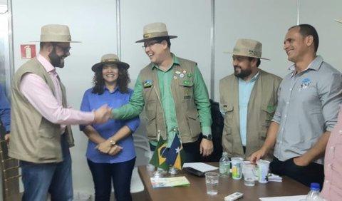 Secretário nacional de Aquicultura e Pesca aponta que Rondônia é estado estratégico para ajudar país a fortalecer a produção de peixe
