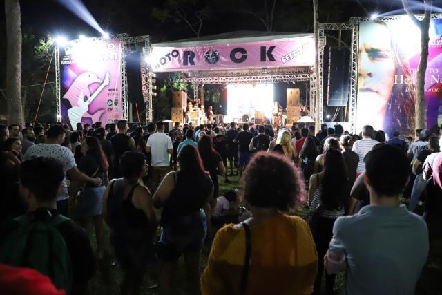 Boto Rock Festival é lançado oficialmente em clima de agito - Gente de Opinião