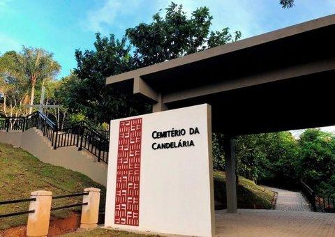 Concluída a revitalização do Cemitério da Candelária