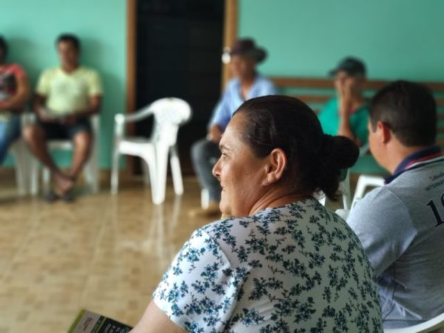 Projeto Plantar: Reuniões de núcleos associativos discutem etapa de recuperação de áreas em Rondônia - Gente de Opinião