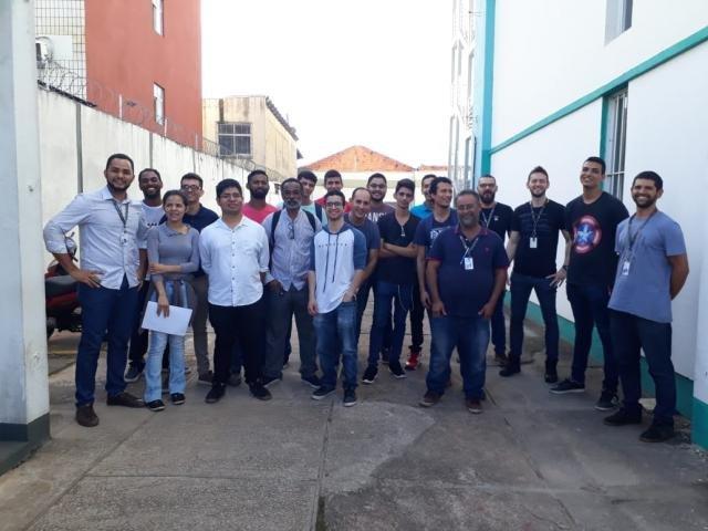 Oi Telecom abre as portas para visita técnica dos alunos da Faculdade Sapiens - Gente de Opinião