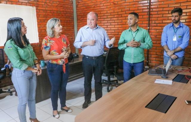 Sistema eletrônico garantirá  autonomia, agilidade e economia nas ações ambientais em Ji-Paraná - Gente de Opinião
