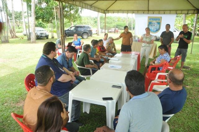 Porto Velho: Vila de São Sebastião será revitalizada para sediar Interdistrital 2019 - Gente de Opinião
