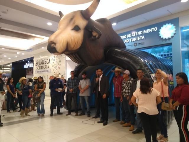 Festa do Peão de Candeias  apresentada no CAT/SETUR - Setur firma termo de cooperação  com Seduc e 17ª Brigada de Selva - Gente de Opinião