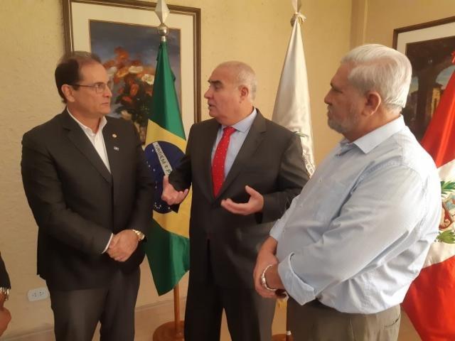 Embaixada do Peru confirma participação do país em projeto de liderança - Gente de Opinião