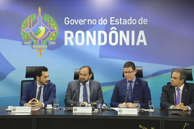 Presidente Laerte Gomes apresenta anteprojeto de Lei que cria o fundo para construção de novo pronto socorro na Capital - Gente de Opinião