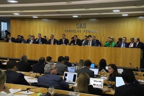 OAB recomenda o afastamento de Moro e Dallagnol