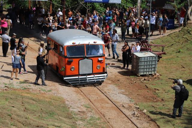 Passeio de litorina é inaugurado em Porto Velho - Gente de Opinião
