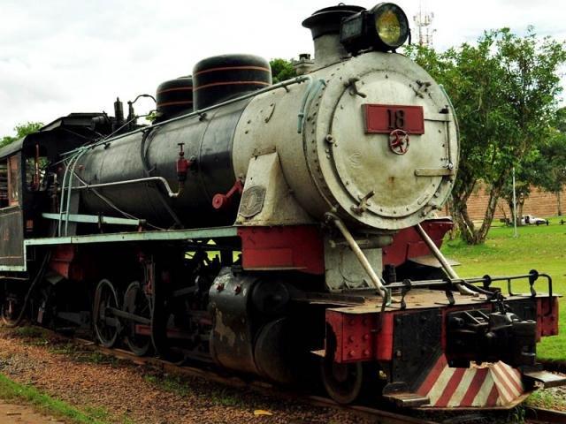 Um dos projetos é colocar em funcionamento uma das maria fumaça da estrada de ferro - Gente de Opinião