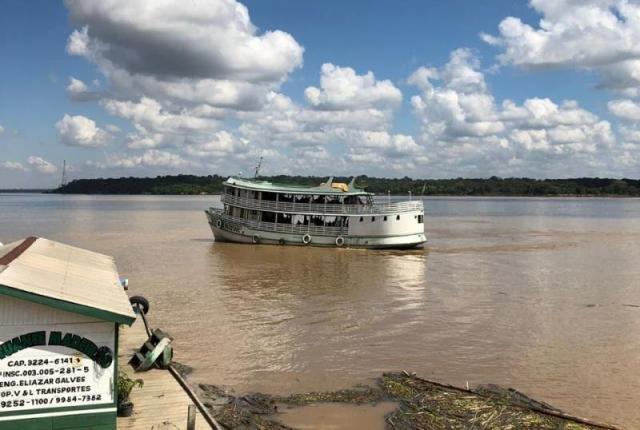 Barco da Justiça parte para o atendimento às populações ribeirinhas - Gente de Opinião