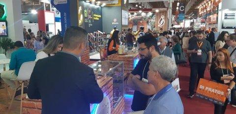 Marcas de Rondônia expõem produtos na Fispal 2019
