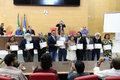 Diretores do Grupo Êxodo  Recebem voto de louvor - Agenda dos eventos culturais da Funcultural