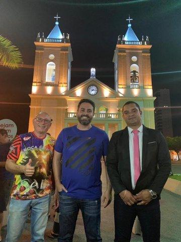 Diretores do Grupo Êxodo  Recebem voto de louvor - Agenda dos eventos culturais da Funcultural - Gente de Opinião
