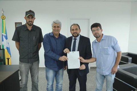 Presidente Laerte Gomes destina emenda de R$ 100 mil para compra de medicamentos para o Hospital Municipal de Alvorada do Oeste
