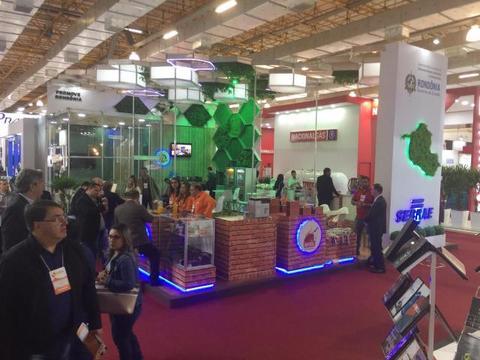 Empresários comemoram conquistas no evento em São Paulo