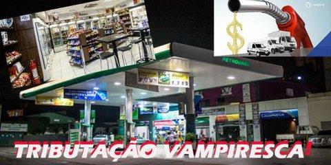 A gasolina vai continuar aumentar - Léo Moraes protesta - Armas e drogas na sala de aula - O Estadão do Norte está pagando