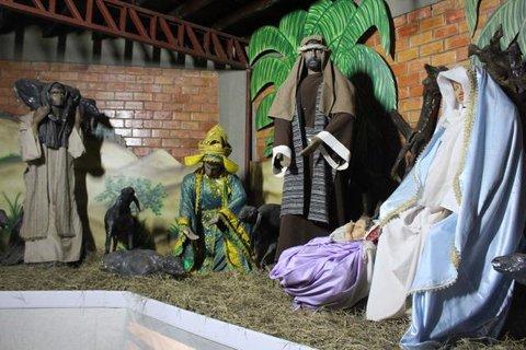 Maior Presépio Monumental do País é atração em Porto Velho