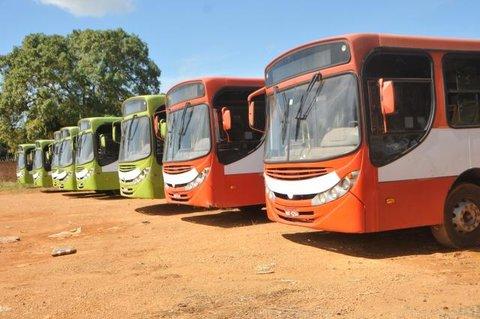Mais ônibus para reforçar a frota que atende aos usuários de coletivos em Porto Velho