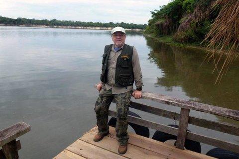 Geólogo que descobriu volframita em Rio Crespo consolida a carreira trabalhando no DER