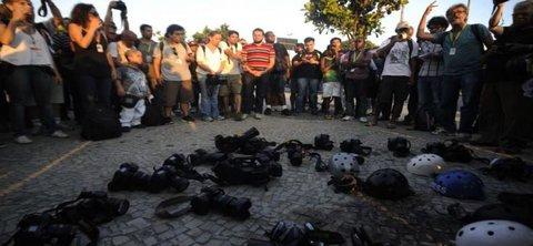 Profissão de Risco:  Brasil é um dos países mais perigosos para jornalistas