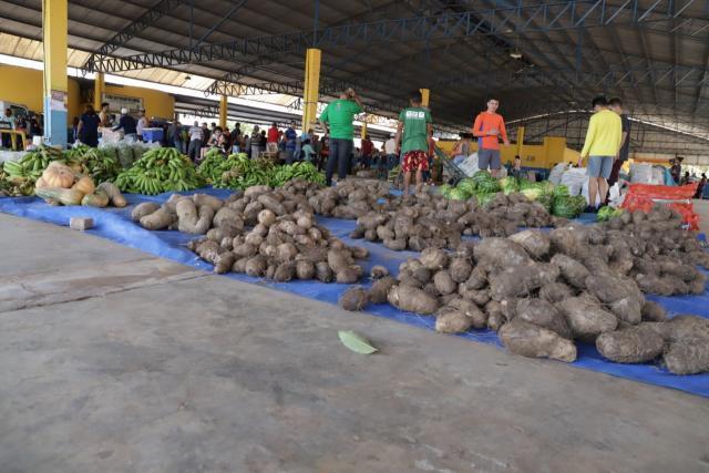 Parceria da Prefeitura de Porto Velho com Estado  garante renda a pequenos produtores - Gente de Opinião
