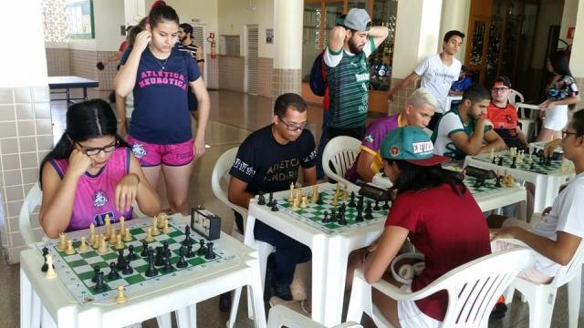 InterUnir 2019 proporciona brilhantes partidas na modalidade Xadrez - Gente de Opinião
