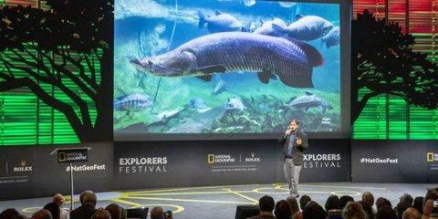 Projeto de manejo de pirarucu na Amazônia ganha Prêmio Rolex de Empreendedorismo