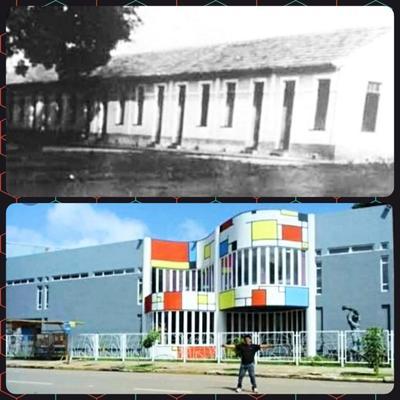 Inauguração da Vila Erse