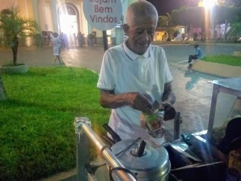 Pedro Ribeiro da Silva:  Histórias do pipoqueiro da Catedral de Porto Velho