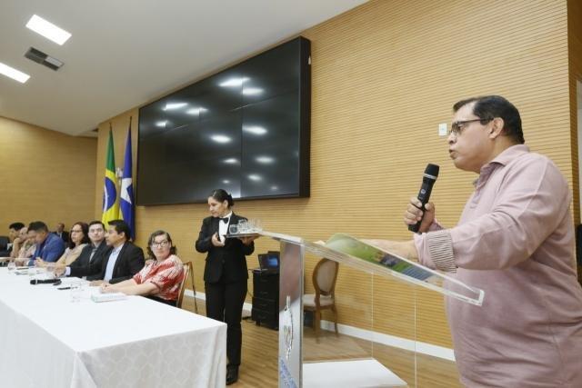 Edson Lustosa, presidente do Centro de Estudos e Pesquisas de Direito e Justiça - Foto: José Hilde (ALE-RO) - Gente de Opinião
