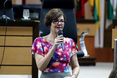 Juíza que emprestou nome à lei vem a Rondônia para falar sobre Justiça Restaurativa nas escolas