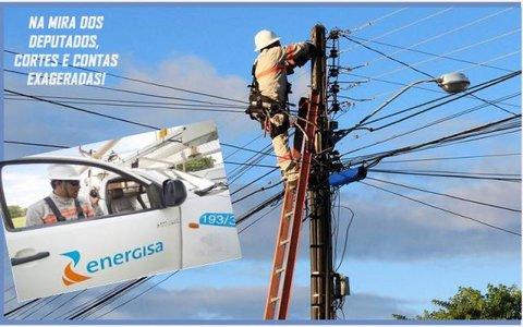 Deputados voltam a bater forte na Energisa - Rondônia ficará sem UTI aérea - Como não punir um traficante