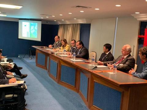 Reunião de comercialização de pescado tem representantes de Rondônia