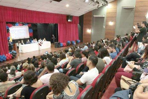 Porto Velho: Semed, em parceria com Lemann e Mathema, entrega certificados a professores