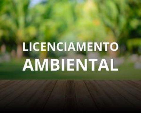 Pedido de Licença Ambiental - Cortes e Santos Ltda