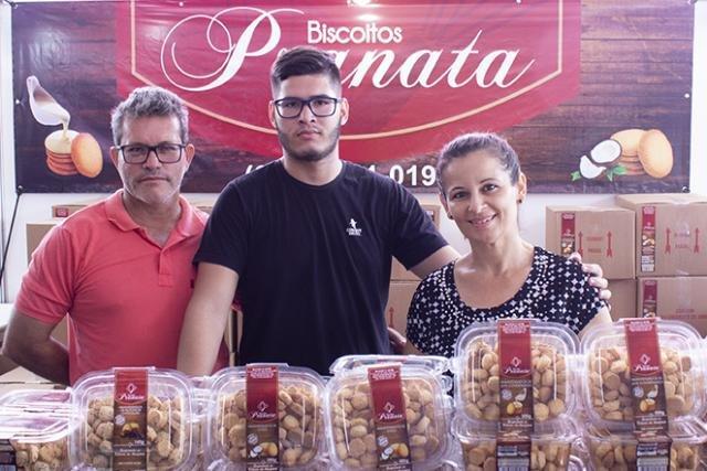 Empresa de biscoitos se destaca - Gente de Opinião