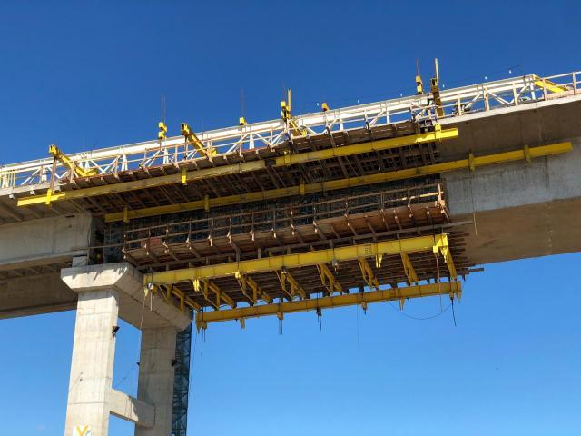 Marcos Rogério anuncia conclusão dos vãos da ponte do Abunã - Gente de Opinião
