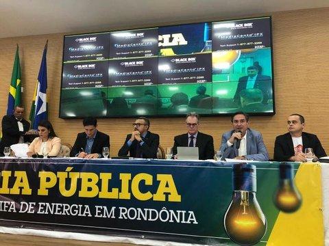 Fecomércio defende suspensão do aumento da tarifa de energia em Rondônia