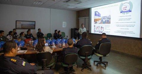 UHE Jirau Recebe Comando Geral da Polícia Militar de Rondônia