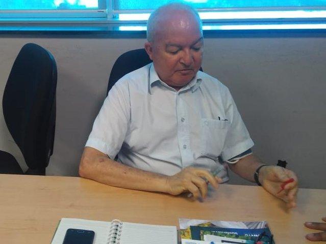 """O professor pedagogo que se transformou em turismólogo - Francisco das Chagas Souza  - """"Chaguinha""""   - Gente de Opinião"""