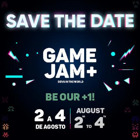 Começa agora a jornada Game Jam+! - Gente de Opinião
