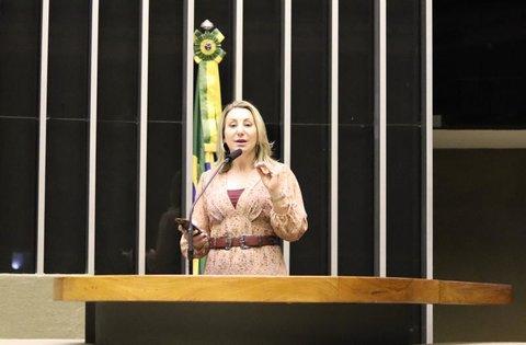 Deputada federal Jaqueline Cassol propõe pena mais rígida para quem cometer crimes na internet