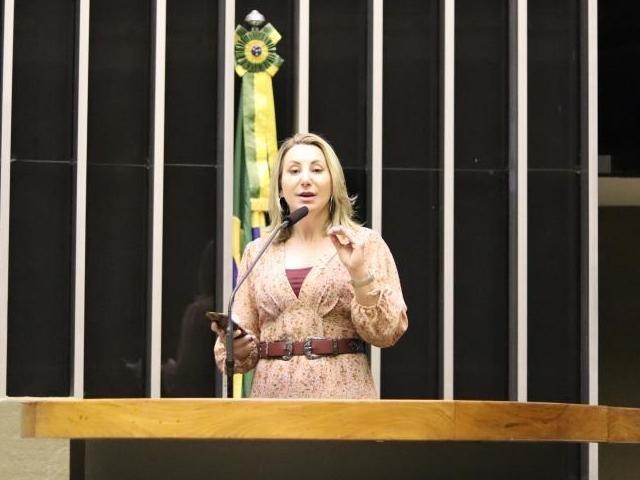 Deputada federal Jaqueline Cassol propõe pena mais rígida para quem cometer crimes na internet - Gente de Opinião