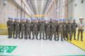UHE Jirau recebe turma de formação de oficiais do 5º BEC