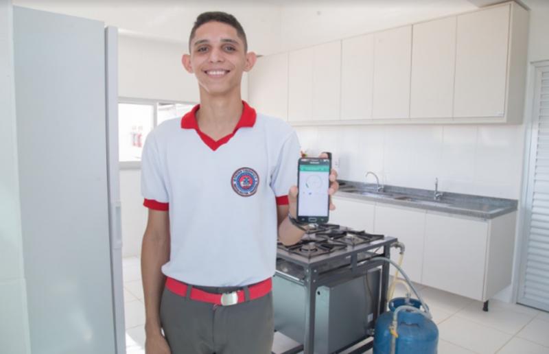 Projeto de Estudante do Centro de Ciência e Tecnologia de Nova Mutum Paraná é selecionado parar exposição na Argentina