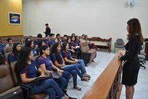 Projeto Justiça e Cidadania leva estudantes da rede pública a acompanharem sessão de julgamento no Tribunal do Júri - Gente de Opinião