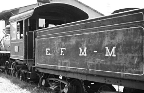 Nacionalização da EFMM
