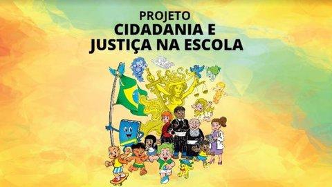 Projeto Justiça e Cidadania leva estudantes da rede pública a acompanharem sessão de julgamento no Tribunal do Júri