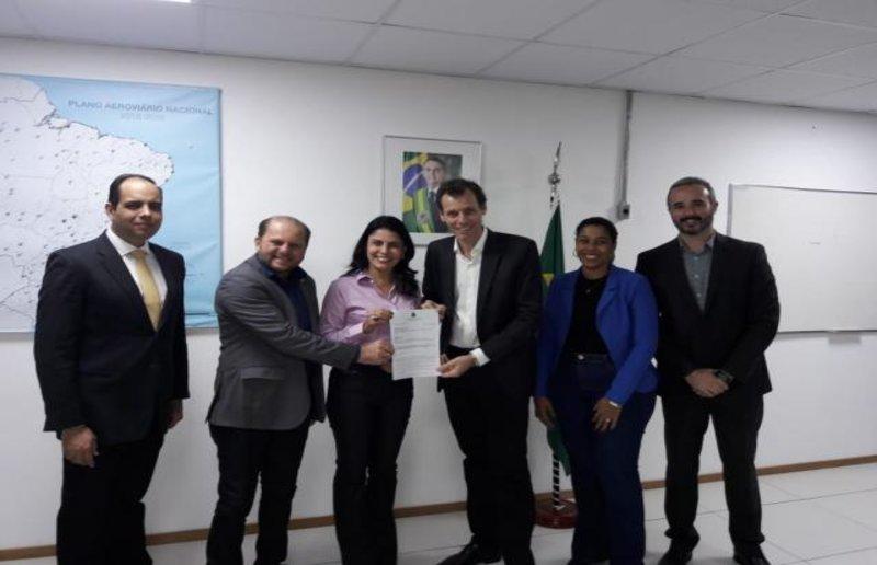 ANAC autoriza 6 milhões para Aeroporto de Cacoal