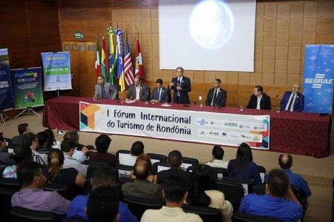 Debates sobre turismo sustentável marcam Fórum Internacional realizado no TCE-RO